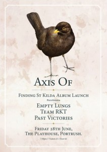 Axis Of Portrush Launch