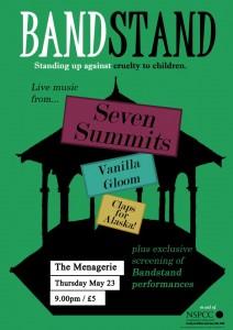 Bandstand Seven Summits etc