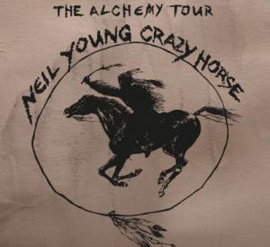 Neil Young Alchemy tour