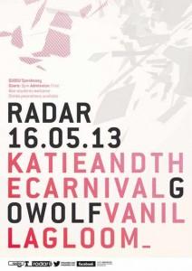 Radar Katie Carnival