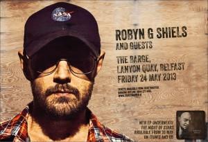 Robyn G Shiels barge