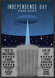 Independence Day gig