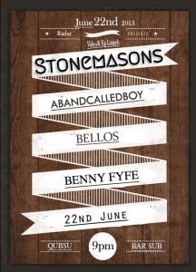 Stonemasons launch