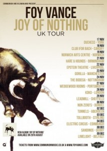 Foy Vance Tour