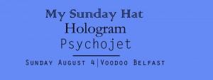 My Sunday hat etc voodoo