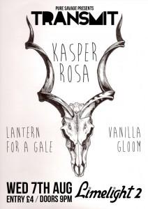 transmit Kasper