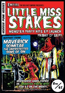 Monster Party Hits launch