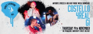Antidote emcees music week showcase