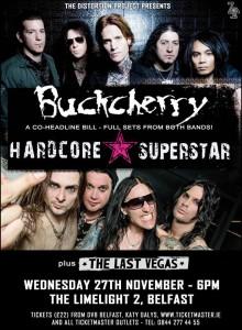 buckcherry n all