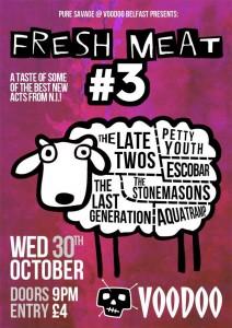 transmit fresh meat