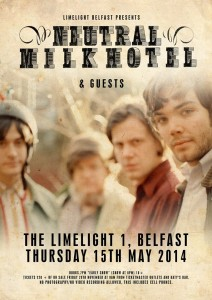 neutral milk hotel limelight