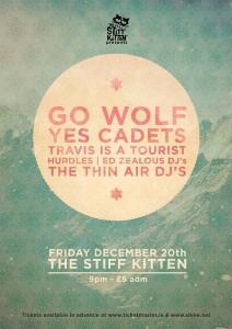 go wolf stiff