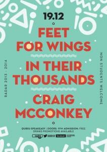 radar feet for wings