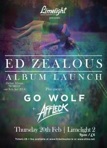 ed zealous album launch