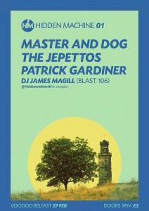 james' master n dog