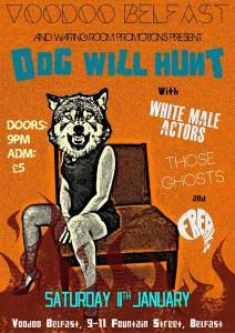 waiting room pr dog will hunts etc