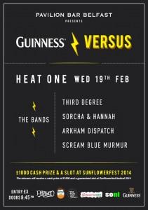 Guinness vs heat 1