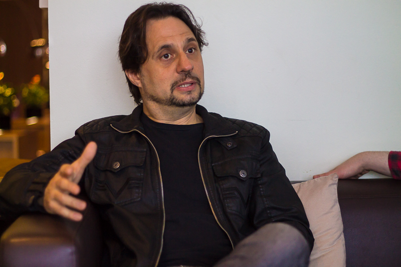 Dave Lombardo interview