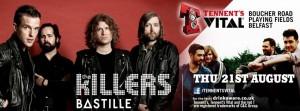 killers t vital