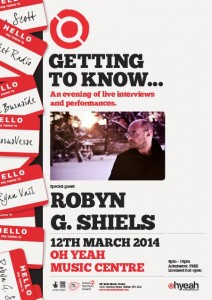 r.g shiels getting to know