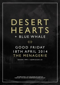 desert hearts and blue whale