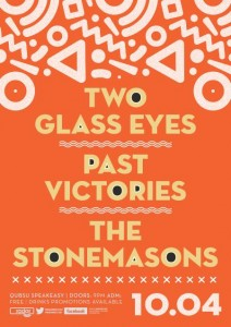 two glass eyes, pas victories etc
