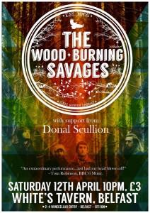 wood burning savages