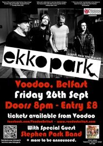 ekko park voodoo