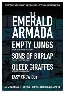 emerald armada charity