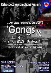gangs universal