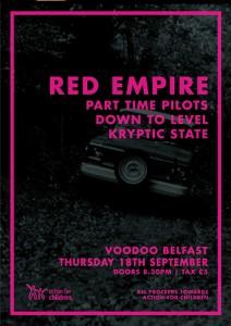 red empire voodoo