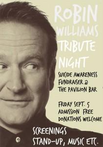 robin williams tribute night