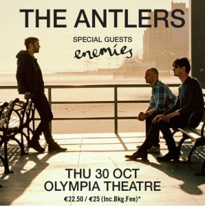 antlers olympia