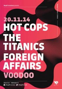 hop cops voodoo magill