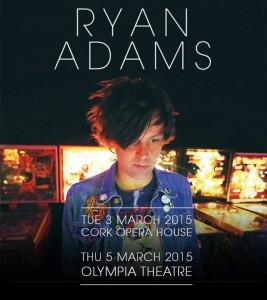 ryan adams dates