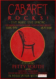Cabaret Rocks! poster