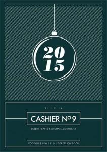 cashier no 9