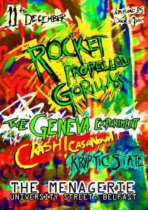 rocketpropelledmenagerieshow