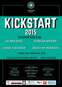 Chordblossom Kickstart 2015 Showcase Poster