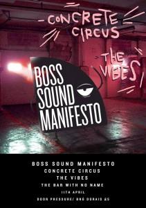 boss sound manifesto etc