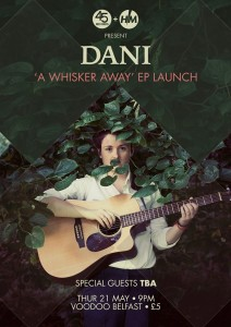 dani whisper away