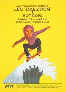leo drezden hot cops