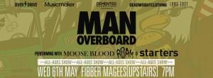 man overboard etc