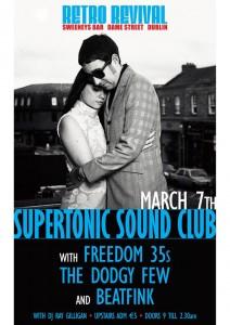 supertonic sound club