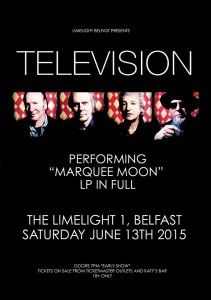 television limelight