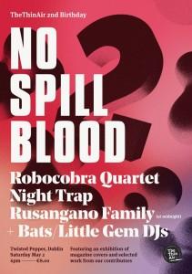 no spill blood