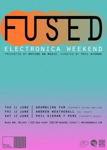 fused electronica weekend