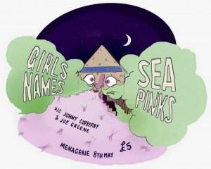 girls names sea pinks