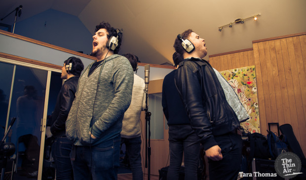 Heroes in Hiding - In Studio Recording EP with Philip Magee