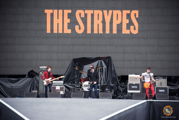 The Strypes slane 1 mcd